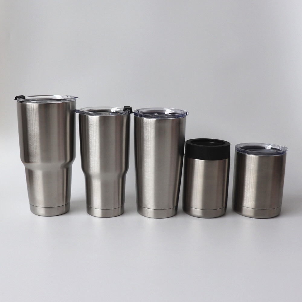 best double wall 304 stainless steel vacuum insulated tea tumbler for sale