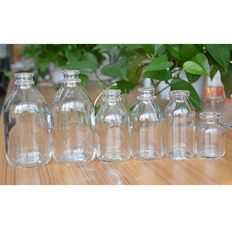 glass injection bottles wholesale