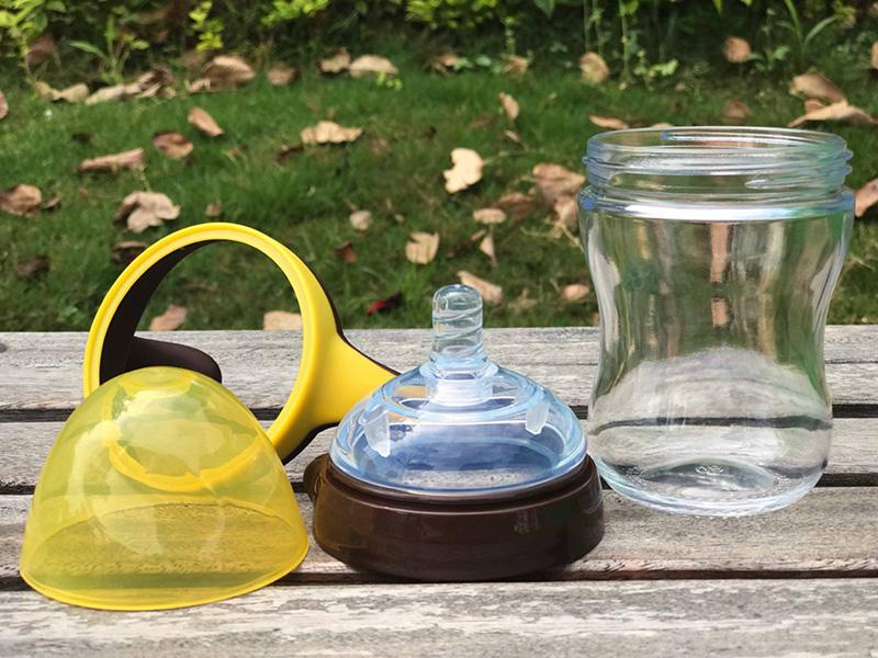 Wholesale Baby Bottles Newborn with Peristaltic Nipple