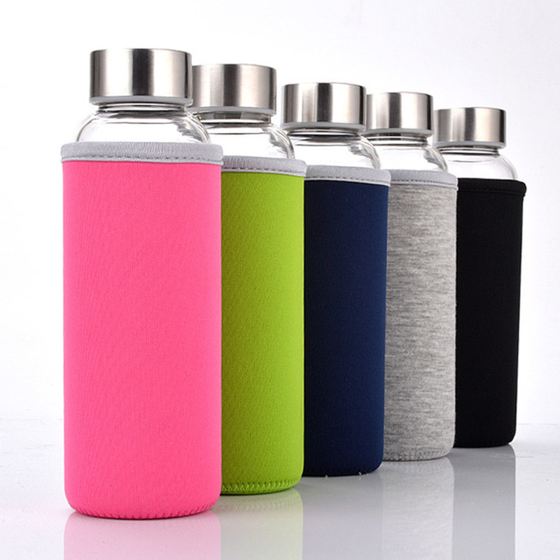 Pocket Handeld Glass Bottle