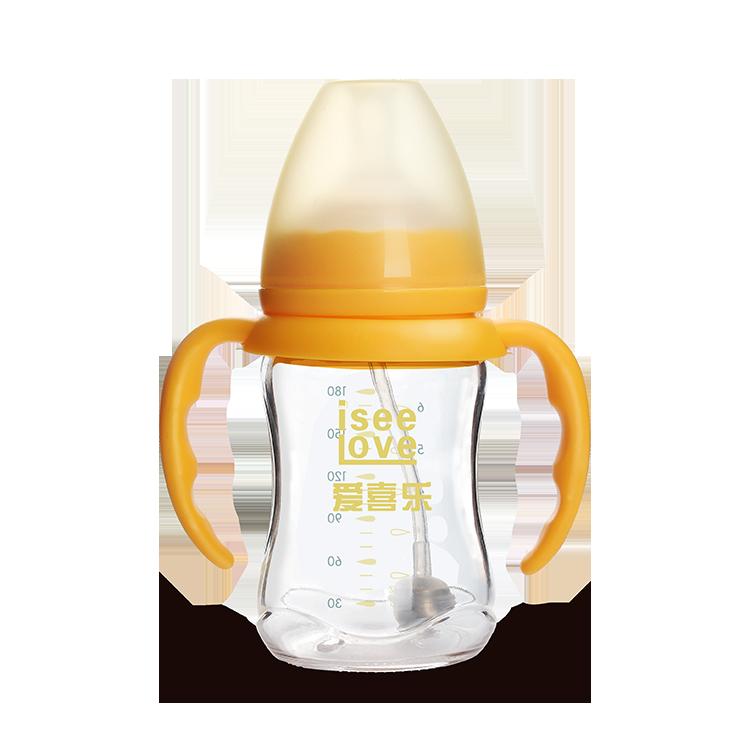 Wholesale glass baby bottle